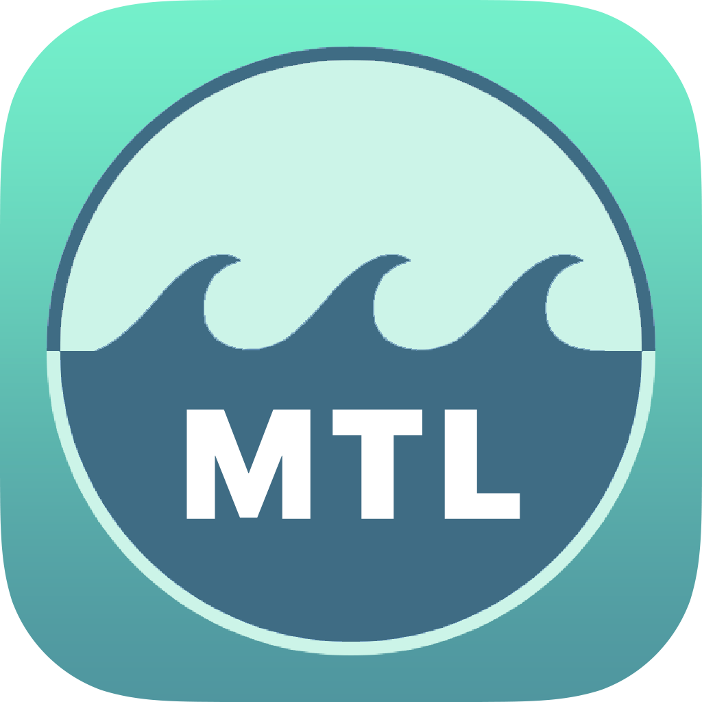 River Surfing Montreal Logo